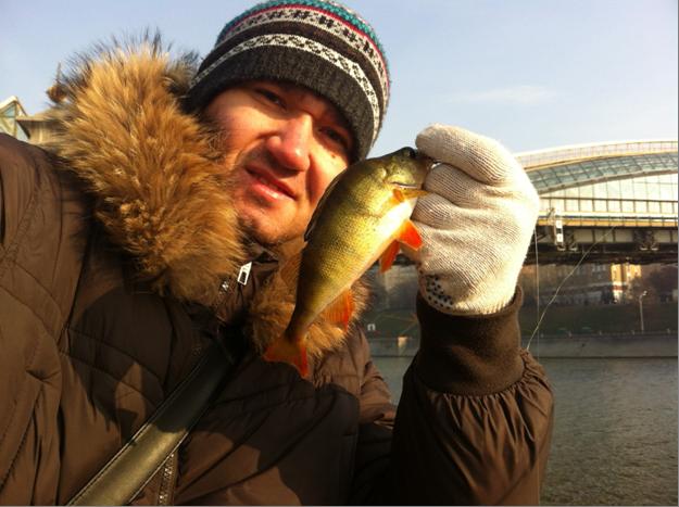 рыбалка в игумного